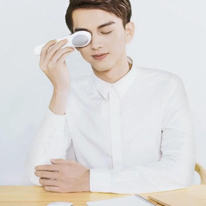Xiaomi Lefan コールド・ウォーム アイマッサージャー 男性2