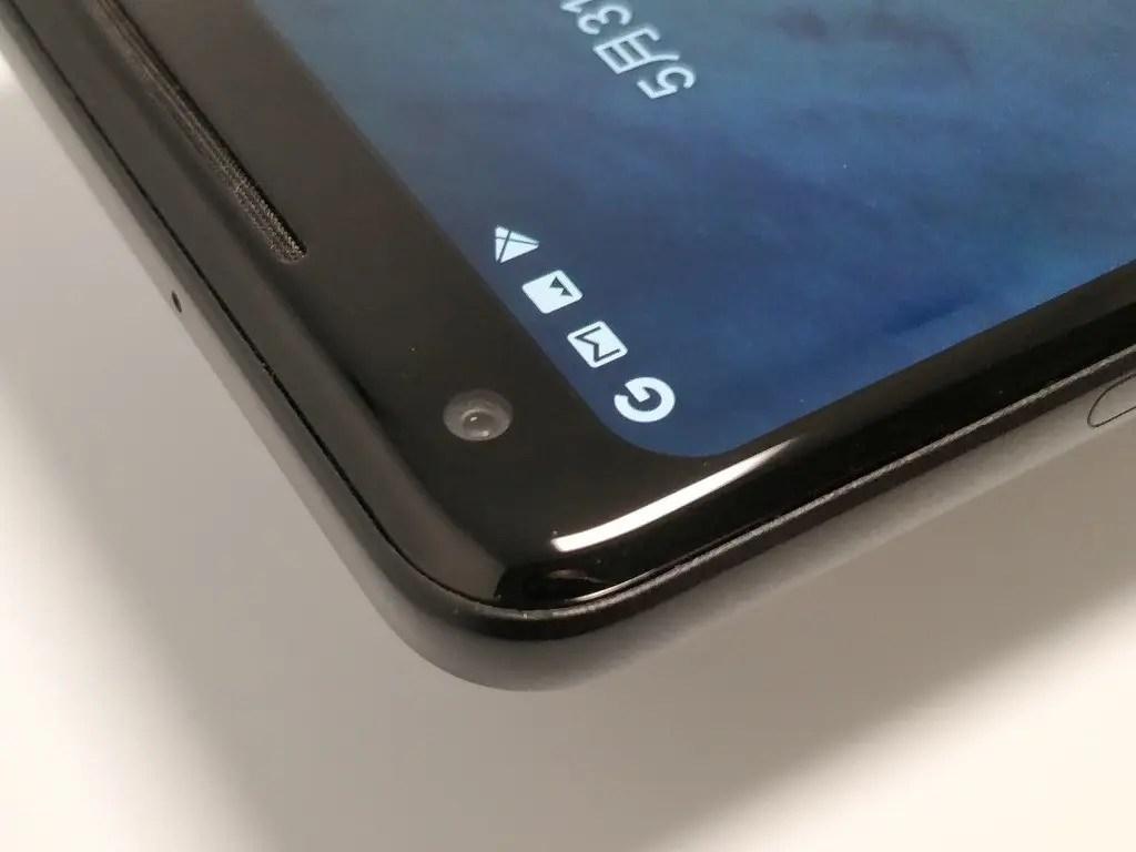 Pixel 2 XL 表面 ズーム2