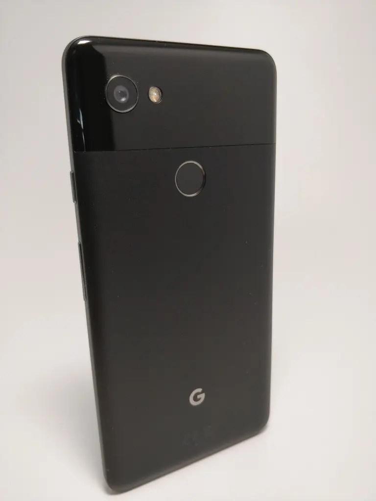 Pixel 2 XL 裏面