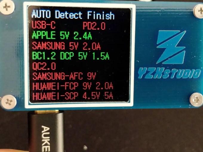 YZXstudio ZY1276  MicroUSB