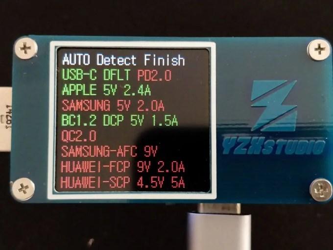 YZXstudio ZY1276  USB-C