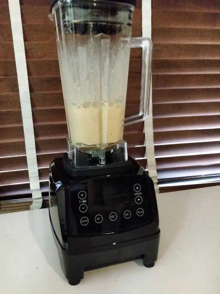 スムージー ミキサー アイスコーヒー2