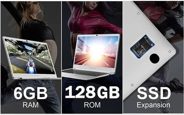 Teclast F7 Business Laptop 285.99ドル クーポン メモリ