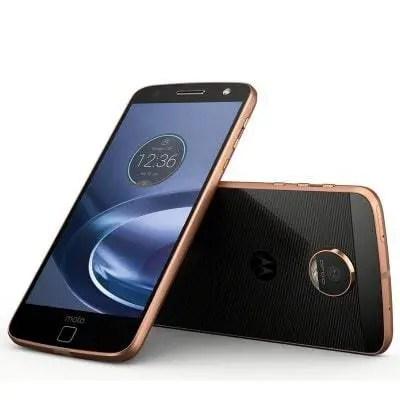 ラグジュアリー中華スマホ Motorola Moto Z(XT1650-05) 5.5インチ 内部 レビュー