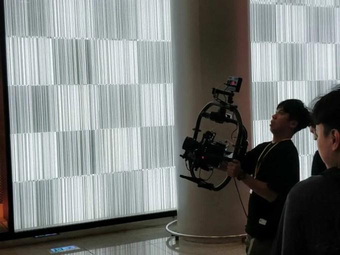仁川国際空港 ジンバル カメラ3