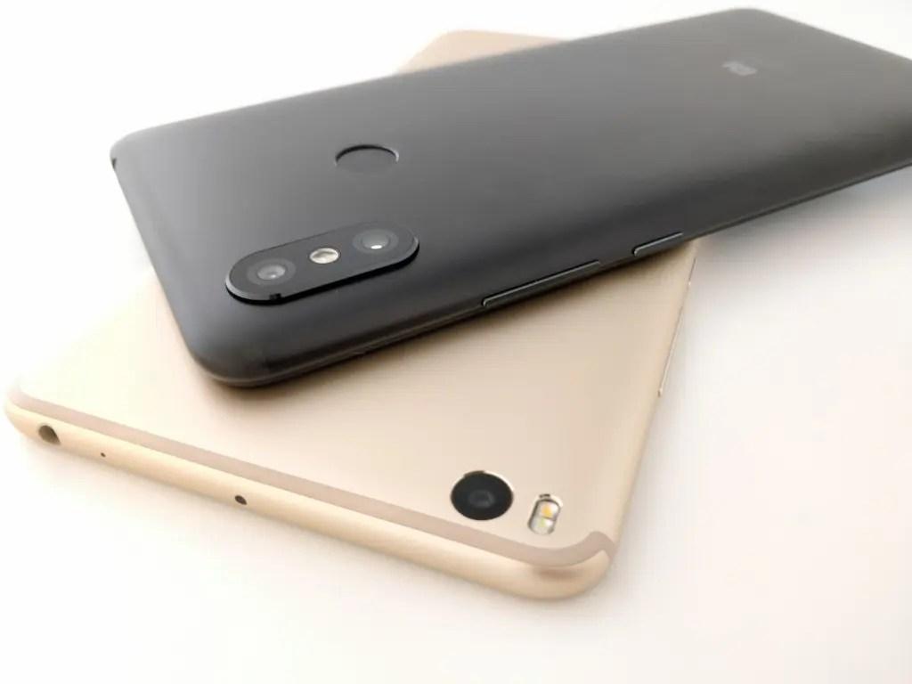 大画面中華スマホ Xiaomi Mi Max 3 旧Max 2と筐体比較 実機レビュー