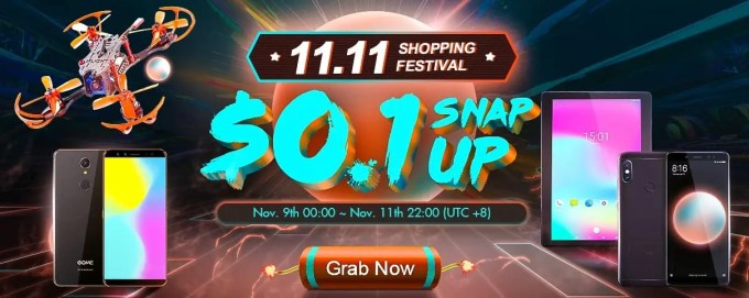 $0.1Snap UP