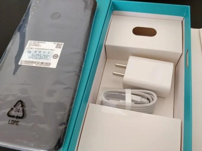 Huawei Honor 8X Max 付属品