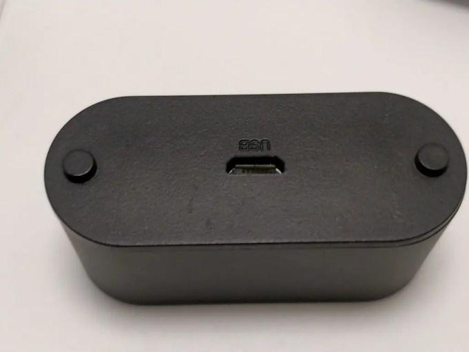 Bakeey X2-TWS 充電台 イヤホン収納 下