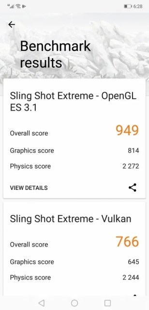Huawei Honor 8X Max 3DBench