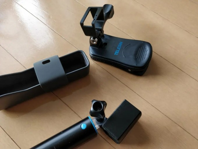 DJI Osmo Pocket 自撮り棒2
