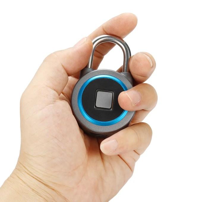 OKLOK Smart Lock ちいさい