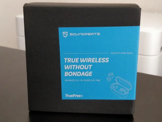 SoundPEATS-TrueFree+ 箱