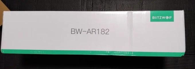 BlitzWolf BW-AR182 ハンディ掃除機  箱