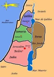 judea-samaria-galilea