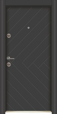 Usa Star Doors – Seria Luks PVC – Model SE-5322