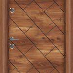 Usa Star Doors – Seria Rustic Laminox – Model SE-6001