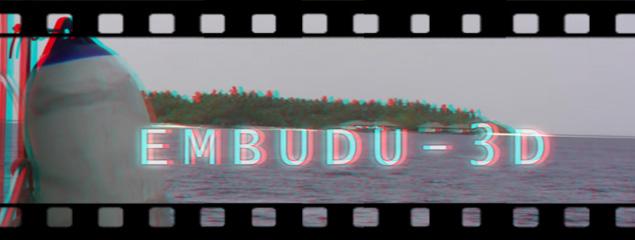 Embudu Island – 3D