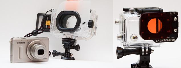 Neues Tutorial online: Kompakt- und ActionCams für Unterwasserfilm