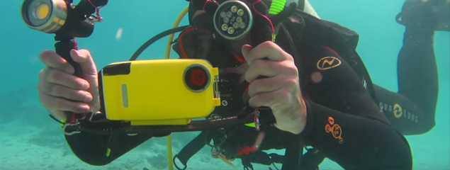 Mit Smartphone unter Wasser fotografieren und filmen