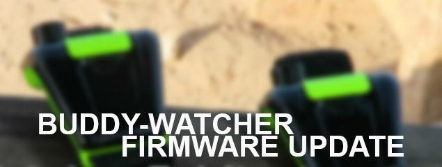 Buddy-Watcher Update erhältlich