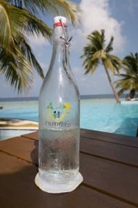 Tauchen auf Filitheyo Wasser selbstgemacht