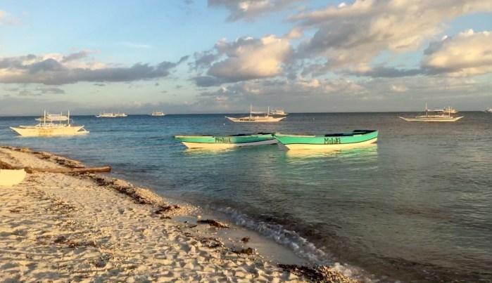 Tauchen auf Malapascua – Fuchshai