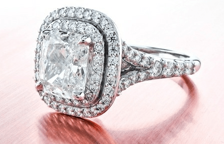 Cushion Cut Engagement Ring Designs Latest Trends