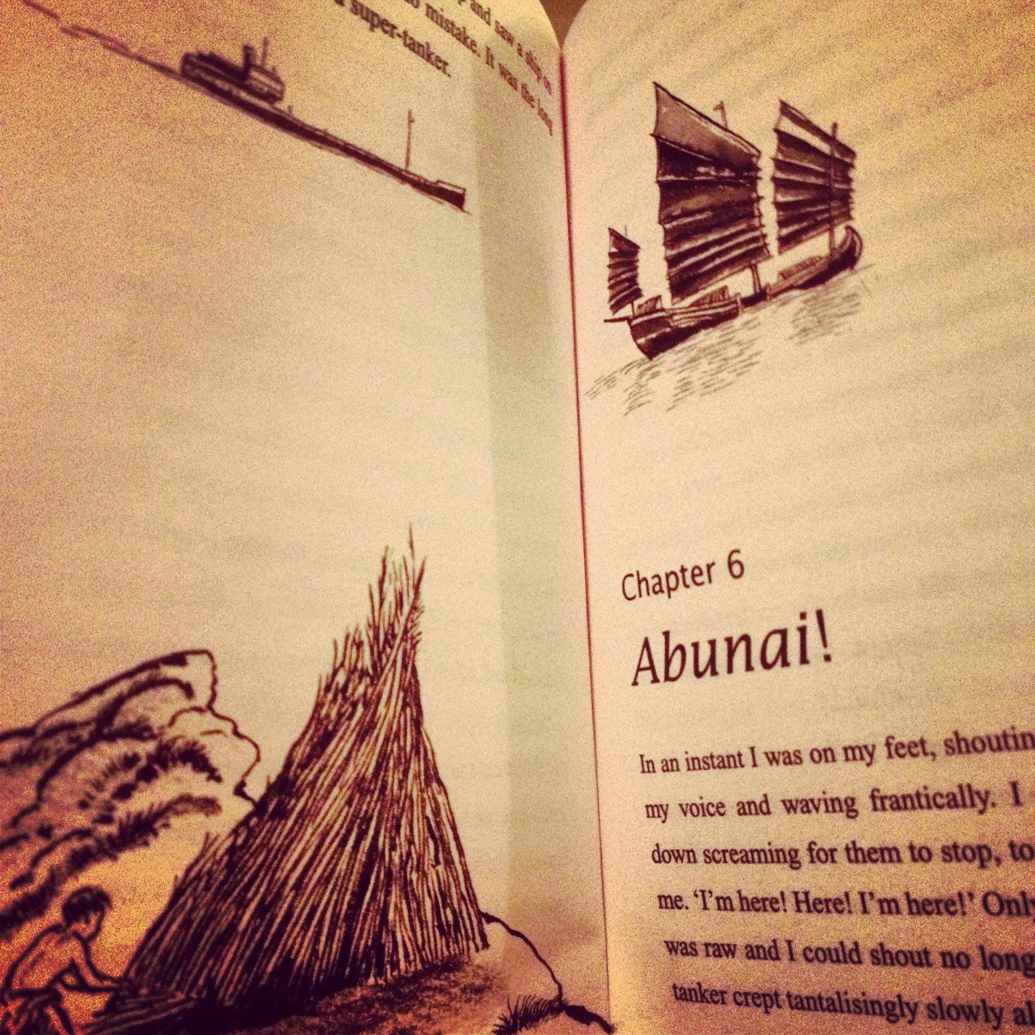 Chapter 6 Abunai
