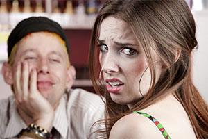 arrogant man with woman - main