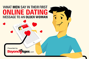 What to say to a woman online dating