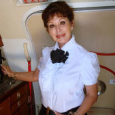 west palm beach corporate private flight attendant