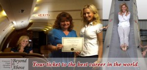 flight attendent training for private jets