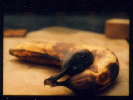"Banana Pair, O weeks, Bill Basquin, 2009, c-print, 8"" x 10"""
