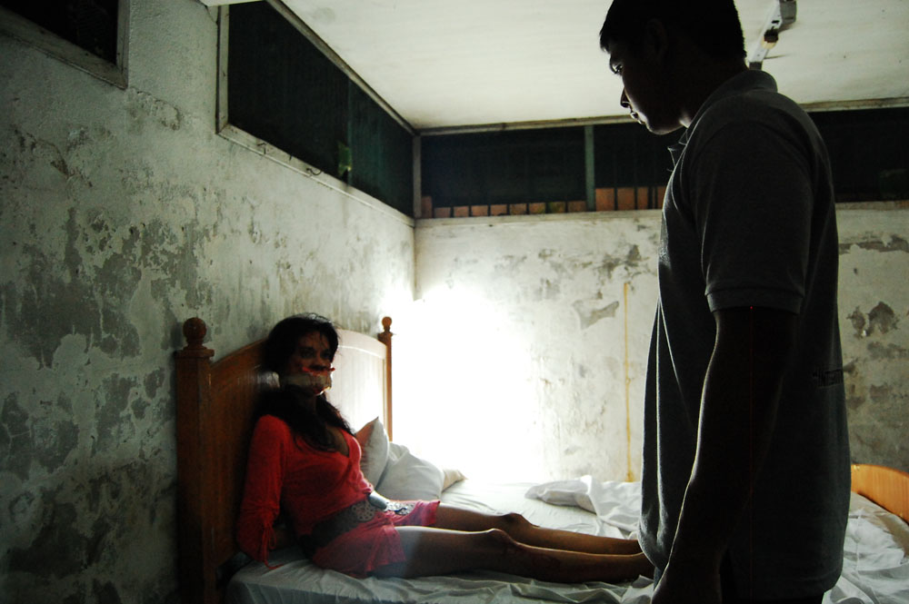 Kinatay, still from movie, 2009, Brillante Mendoza