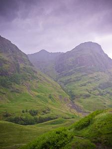 Scotland in the Fall