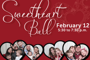 Sweetheart Ball: A LOVEly event for the whole family!