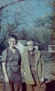 Nancy Mom and Grandma