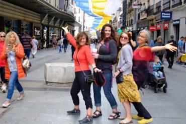 The beginning of a pilgrimage: Camino de Santiago
