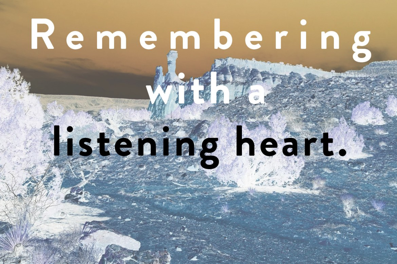 Listening Heart Metanoia