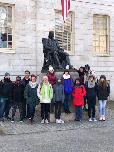 Boston Pilgrimage 2019 Coming of Age