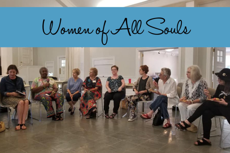 She Who Is: Women of All Souls Connect Through Prose and Poetry