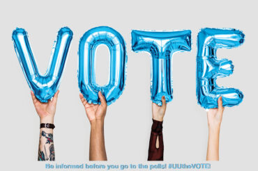 UU the Vote = Removing Voting Barriers with Non-partisan Info