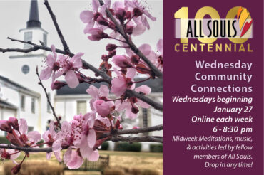 Wednesday Community Connections is Back!