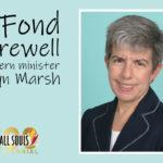 A Fond Farewell to Intern Minister, Karyn Marsh
