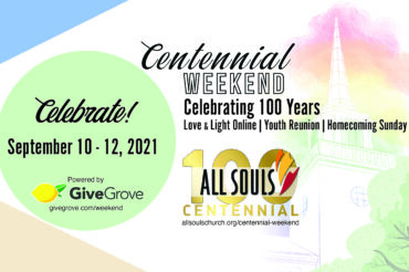 Centennial Weekend is Almost Here!