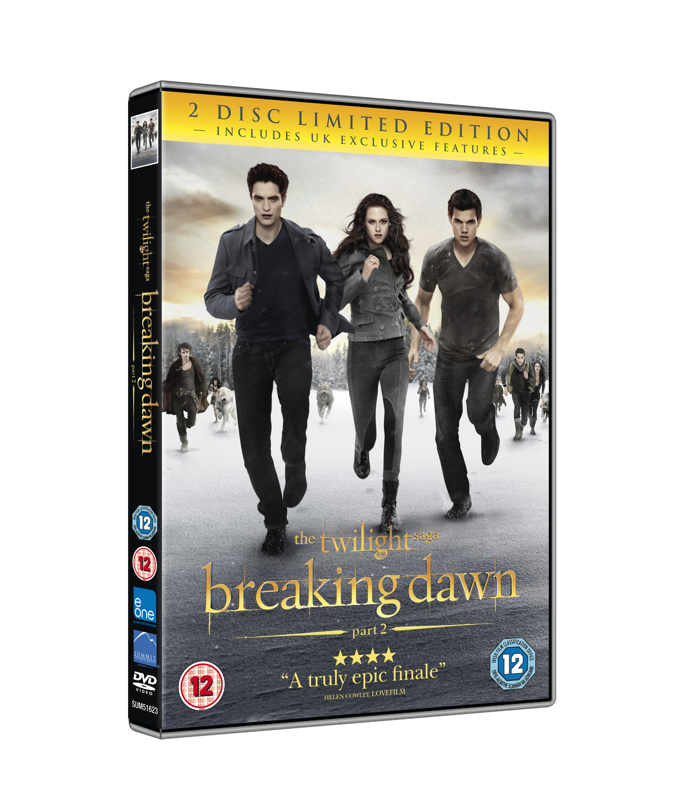 Twilight Blue Ray Release 66