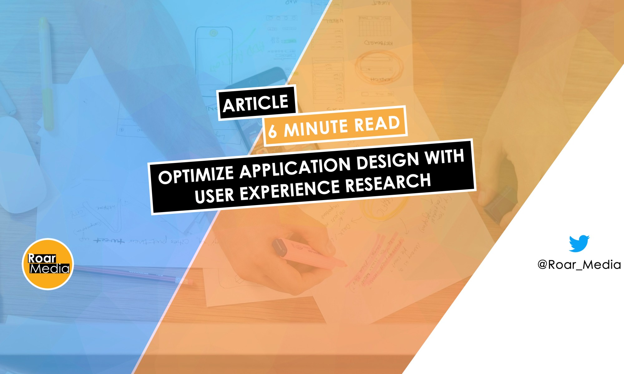 Optimize Application Design with UX Research Article