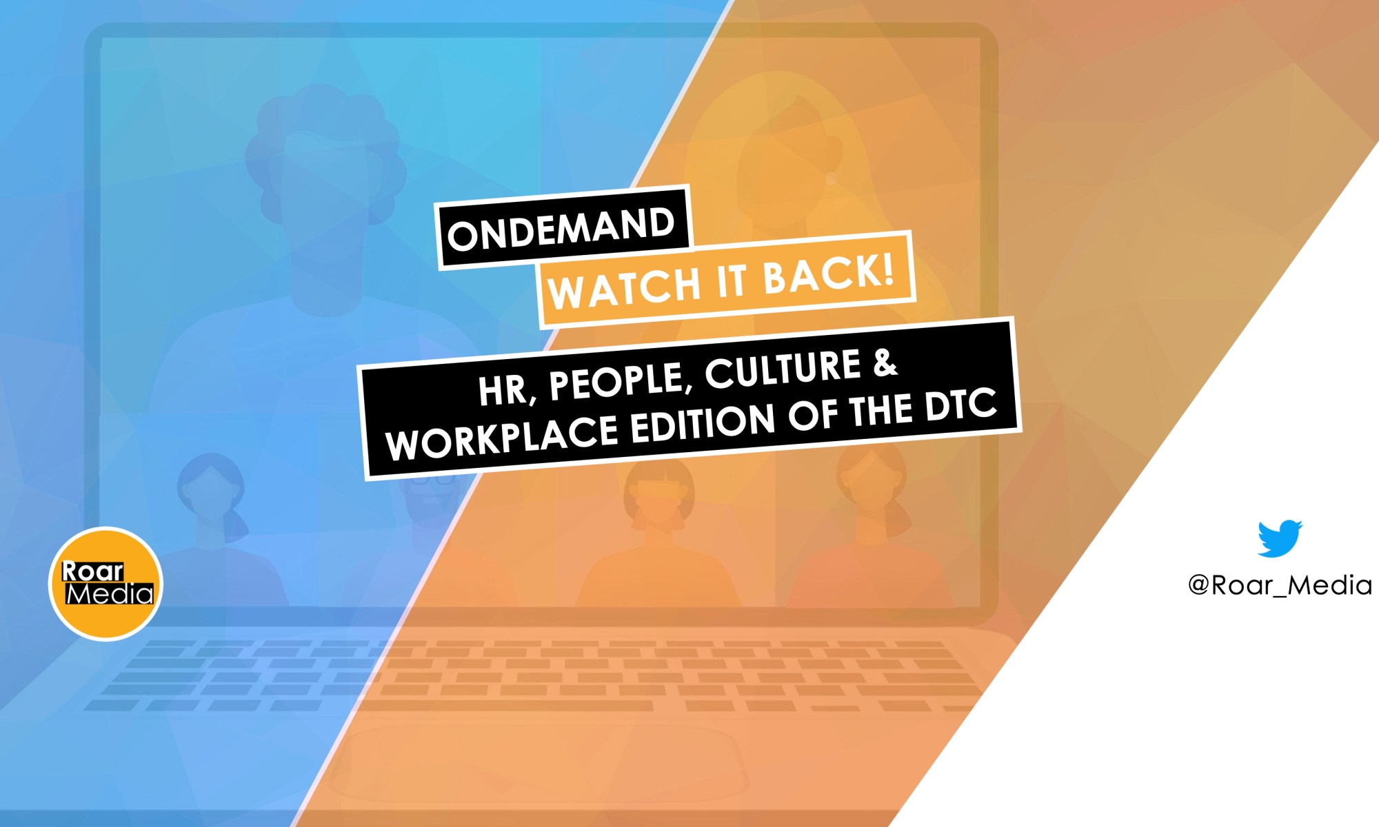HR People Culture & Workplace Transformation Online Session