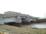 The flood barrier and emergency exit